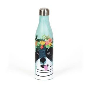 Studio Oh! Fancy Dog 25oz Insulated Water Bottle